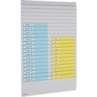 ORGATEX cardplan-bord, A4 staand/A3 liggend, 795 x 500 mm