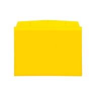 Orgatex-Magnettaschen, A6 quer, gelb, 10 St.