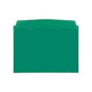 Orgatex Sichttaschen, A6 quer, grün, 50 St.
