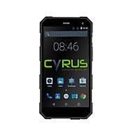 Outdoor Smartphone Cyrus CS24, IP-Schutz 68, GPS-Tracker, bruchfest, wasserdicht