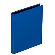 PAGNA Ringbuch, 2er-Mechanik, DIN A4, Rückenbreite 35 mm, 1 Stück, blau