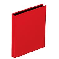 PAGNA Ringbuch, 4er-Mechanik, DIN A4, Rückenbreite 35 mm, 1 Stück, rot