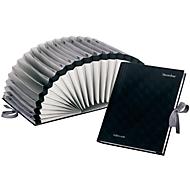 PAGNA Vorordner, 20 Fächer, DIN A4-Format, Band, mit Register 1-31