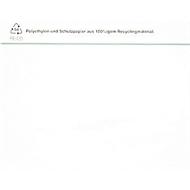 Paklijst enveloppen UNIPACK, C6, zonder tekst