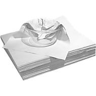 Pakzijde voor verpakking witgrijs als bescherming, opvulling, verpakken bij verzending & verhuizing, 750 x 1000 mm
