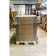 Paletten-Abdeckfolie, transluzent, 1200 x 1600 mm, 40 µ, 250 Stück