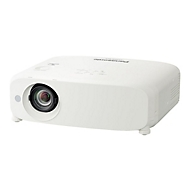 Panasonic PT-VZ585N - LCD-Projektor - 802.11a/b/g/n drahtlos / Miracast