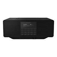 Panasonic-RX-D70BT - tragbares DAB-Radio - CD, USB-Host, Bluetooth