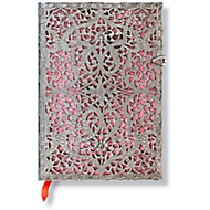 Paperblanks Notizbuch Zartrosa Midi lin.