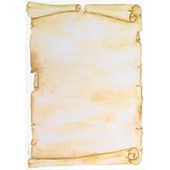 Papier à lettres «Parchemin», 50 feuilles