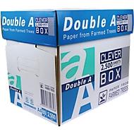 Papier Double A, 80 g/m², zuiver wit