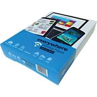 Papier Everywhere, DIN A4, 80 g/m², weiß, 1 Palette = 200 x 500 Blatt