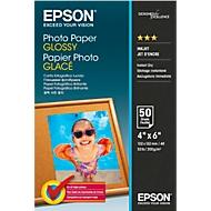 Papier photo Glossy Epson, 10 x 15 cm, 50 feuil.