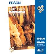 Papier spécial mat Epson ''Paper-Heavy Weight'', 50 feuil.