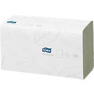 Papieren handdoekjes Advanced TORK®, zigzagvouwen, 2-laags, 3750 vellen, groen