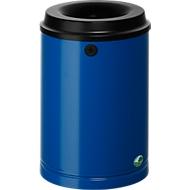 Papierkorb, 15 Liter, enzianblau