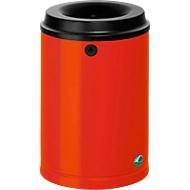 Papierkorb, 15 Liter, rot