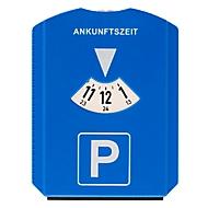 Parkscheibe inkl. Profiltiefenmesser, Standard, Auswahl Werbeanbringung optional