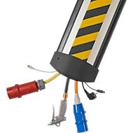 Passage de câble B25 EasyLoader Max HD, 1500x250x17mm, gris