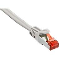 Patch-Kabel CAT6 S/FTP 1 m, grau