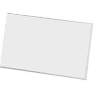PC-ruiterstroken voor naambadges van sigel®, 100 stuks