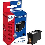 Pelikan inktpatroon identiek aan PG-540XLBK, zwart (pigmentinkt)