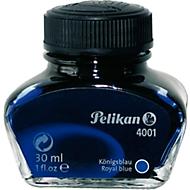 Pelikan Tinte 4001, 30 ml, königsblau