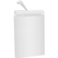 Pfefferminzbonbons White Box, Kunststoffbox, 16 g, WAB 31 x 45 mm