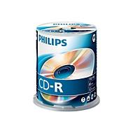 Philips CR7D5NB00 - CD-R x 100 - 700 MB - Speichermedium