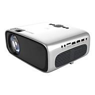 Philips NeoPix Ultra 2 NPX642 - LCD-Projektor - tragbar - 802.11a/b/g/n/ac wireless / Bluetooth / Airplay