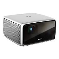 Philips Screeneo S4 SCN450 - DLP-Projektor - tragbar - 802.11a/b/g/n/ac WLAN / Bluetooth / LAN