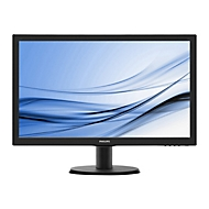 Philips V-line 243V5LHSB - LED-Monitor - Full HD (1080p) - 59.9 cm (23.6