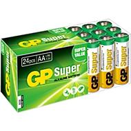 Piles multipack GP, 24 x Micro AA, 1,5 V