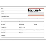 Pkw Fahrtenbuch Sigel, A6 quer, 40 Blatt für ca. jeweils 430 Fahrten, 2 Stck + 1 GRATIS