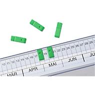 Plansignalen, groen
