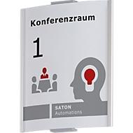 Plaque de porte Frankfurt DIN A6