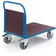 Plateauwagen, 1200 x 800 mm, draagvermogen 1.200 kg