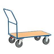 Plateauwagen, L 1030 x B 505 x H 945 mm, draagvermogen 400 kg