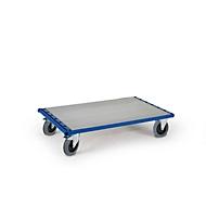 Platten-Transportwagen, mit Zinkblechauflage