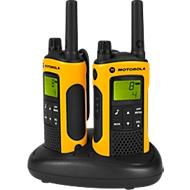 PMR-Kofferset Motorola TLKR T80 Extreme, 2er Set