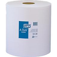 Poestpapier Advanced 415 TORK, 1-laags, wit, 1 rol