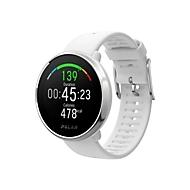 Polar Ignite - glasfaserverstärkter Kunststoff - intelligente Uhr mit Band - weiß