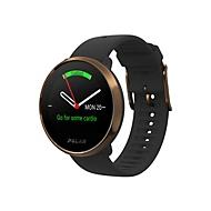 Polar Ignite - Kupfer - intelligente Uhr mit Band - schwarz