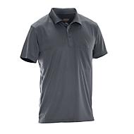 Polo-Shirt Jobman 5533 PRACTICAL Spun Dye, SE 12-141, dunkelgrau, XL