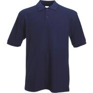 Polo-Shirt Premium, navy, XL