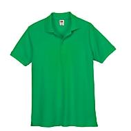 Poloshirt, Hellgrün, M