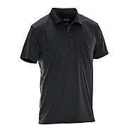 Poloshirt Jobman 5533 PRACTICAL Spun Dye, SE 12-141, zwart, XL