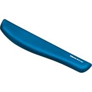 Polssteun voor toetsenbord Fellowes PlushTouch, ergonomisch, hygiënisch, blauw