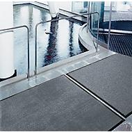 Polykleen® schoonloopmatten olefine, 600 x 900 mm, grijs