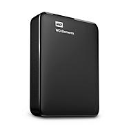 Portable Festplatten WD Elements, mobiler Einsatz, USB 3.0, Kapazität 2 TB